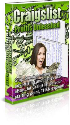 Product picture *WITH BIG BONUS* CraigsList Profits + Bonus (with PLR)