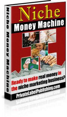 Product picture *BONUS* Niche Money Machine Package with Bonus