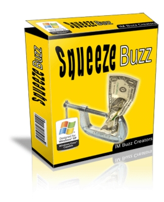 Product picture *SAVE YOUR MONEY* Squeeze Buzz